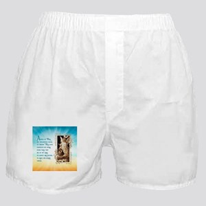Angel of God (Day) Boxer Shorts