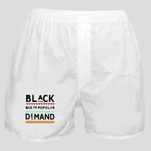 Afrocentric tee Boxer Shorts