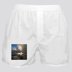 Lighthouse Lookout Boxer Shorts