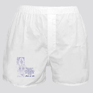 Joan of Arc - One Life Boxer Shorts
