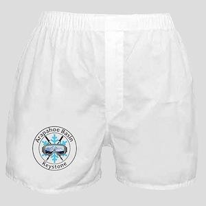 Arapahoe Basin - Keystone - Colorad Boxer Shorts