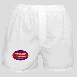 Trump. Alternative Facts Boxer Shorts