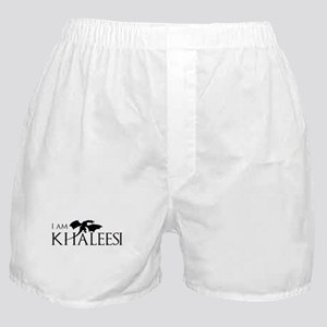 I am Khaleesi Boxer Shorts