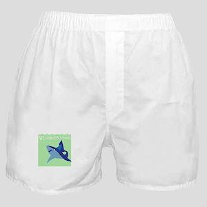 Misunderstood Shark Boxer Shorts