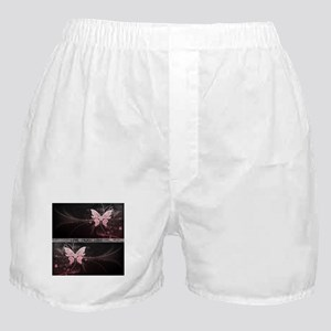 Live laugh love butterfly Boxer Shorts