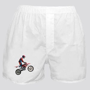 Helaine's Dirt Cycle Boxer Shorts
