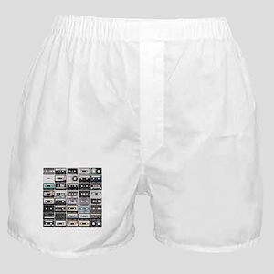 Cassette Tapes Boxer Shorts