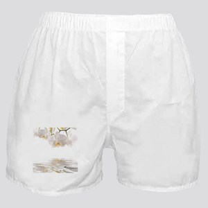 Orchids Reflection Boxer Shorts