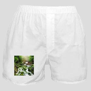 Woodland Stream Boxer Shorts