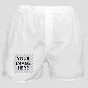CUSTOM Your Image Boxer Shorts