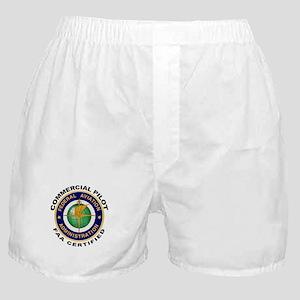 Commercial Pilot Boxer Shorts