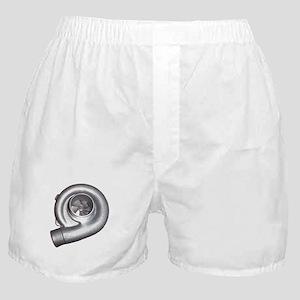 blank-cafe-turbo Boxer Shorts