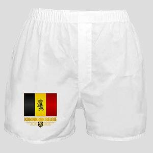 Kingdom of Belgium Boxer Shorts