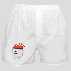 Marshmallow Boxer Shorts