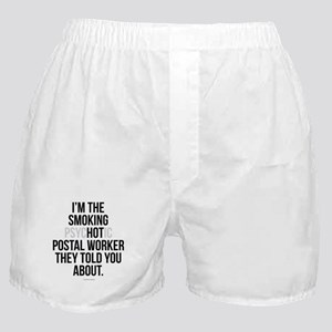 PsycHOTic Postal Worker Boxer Shorts