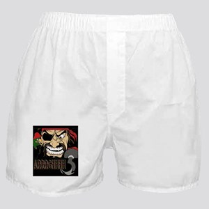 Pirate Says AARRGG Boxer Shorts
