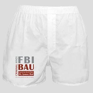 DR. SPENCER REID Boxer Shorts