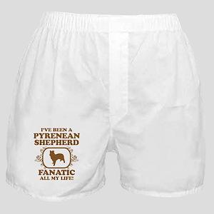 Pyrenean Shepherd Boxer Shorts