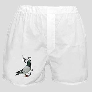 Pigeon Fancier Boxer Shorts