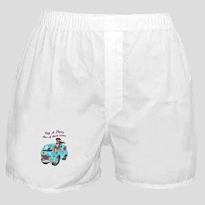 STILL A HIPPY Boxer Shorts