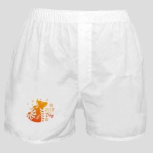 2018 Chinese New Year Celebration - Y Boxer Shorts