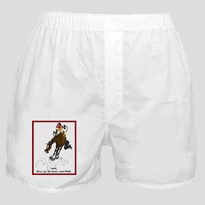 Shut Up Boxer Shorts