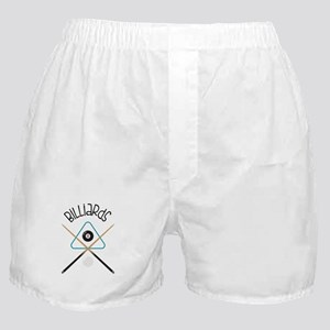 Billiards Boxer Shorts