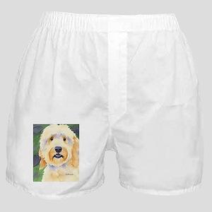 Goldendoodle Boxer Shorts
