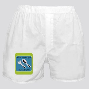 Fork or Spoon Boxer Shorts
