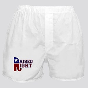 Raised Right Boxer Shorts