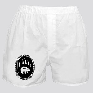 Native Art Gifts T-shirt Bear Claw Boxer Shorts