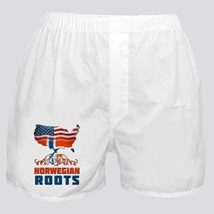 American Norwegian Roots Boxer Shorts