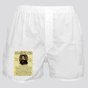 Davy Crockett Boxer Shorts