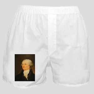 Founding Fathers: Alexander Hamilton Boxer Shorts