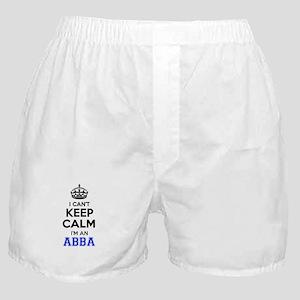 I cant keep calm Im ABBA Boxer Shorts