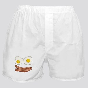 Bacon and Eggs Boxer Shorts