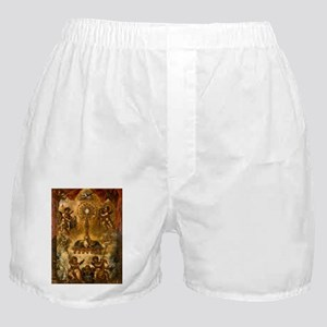 Allegory of the Eucharist Boxer Shorts