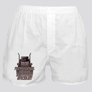 Professional Freight Relocation Spec Boxer Shorts