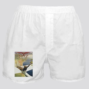 Vintage Airplane Boxer Shorts