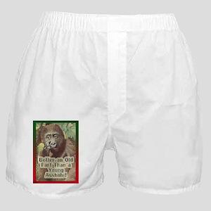Birthday Gifts Boxer Shorts