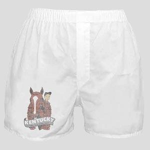 Vintage Kentucky Derby Boxer Shorts