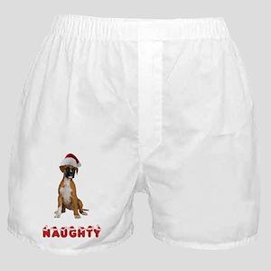 Naughty Boxer Boxer Shorts