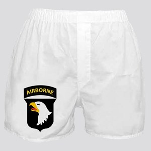 101st Airborne Division Logo Boxer Shorts