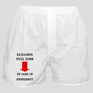 In Case Of Emergency Boxer Shorts