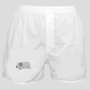 Christmas Trailer Boxer Shorts