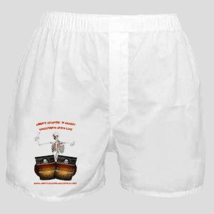 Back  4 T Boxer Shorts