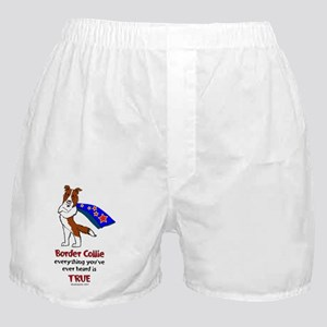 superBCredNEW Boxer Shorts