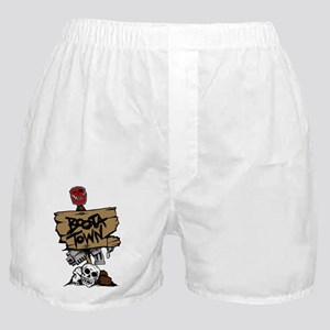 Boota Town Boxer Shorts