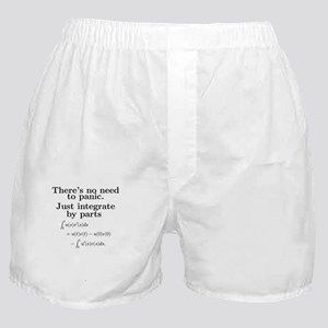 Integration by parts Boxer Shorts