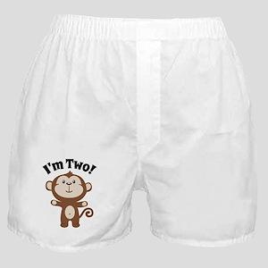 Monkey Im 2 Boxer Shorts